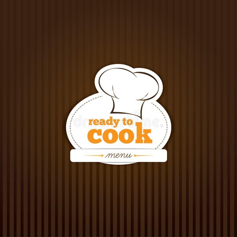 Download Restaurant background stock vector. Image of paper, idea - 26937598