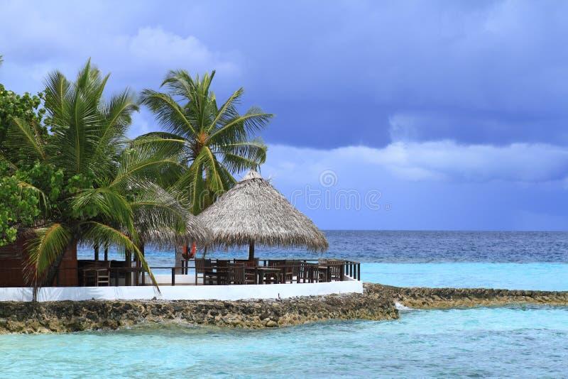 Download Restaurant stock photo. Image of palm, luxury, idyllic - 32904142
