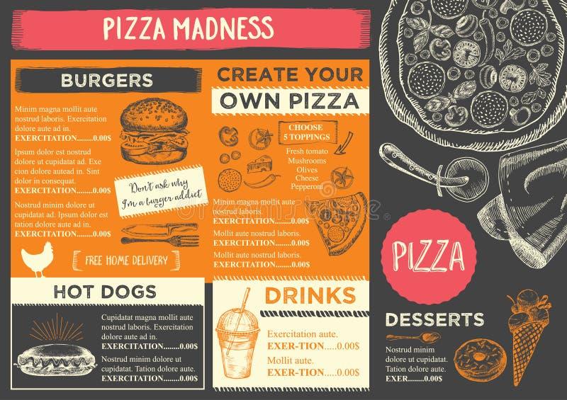 dinner menu templates free
