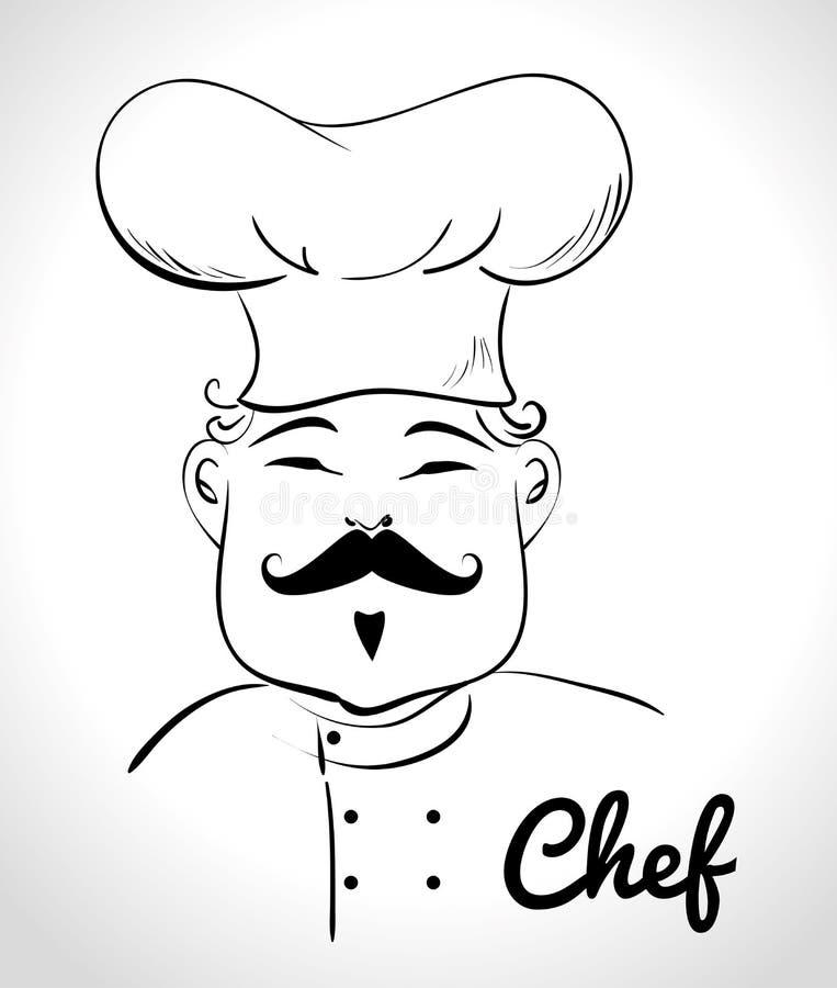 Restaurant design, vector illustration. vector illustration