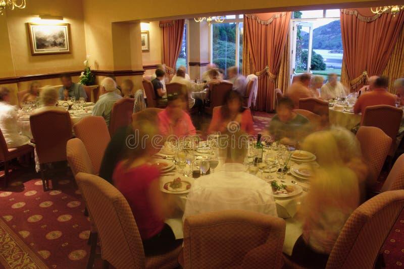Restaurant dining royalty free stock photo