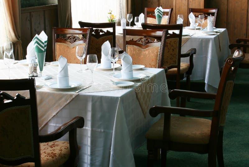 Download Restaurant stock image. Image of knife, napkin, glass - 33049861