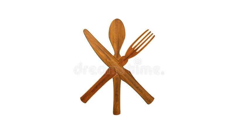 Restaurant icon, sign, 3D illustration, best icon. Restaurant icon, sign, best 3D illustration stock photos