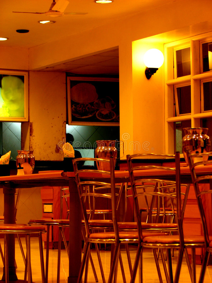 Free Restaurant Indoors Stock Images - 1941644