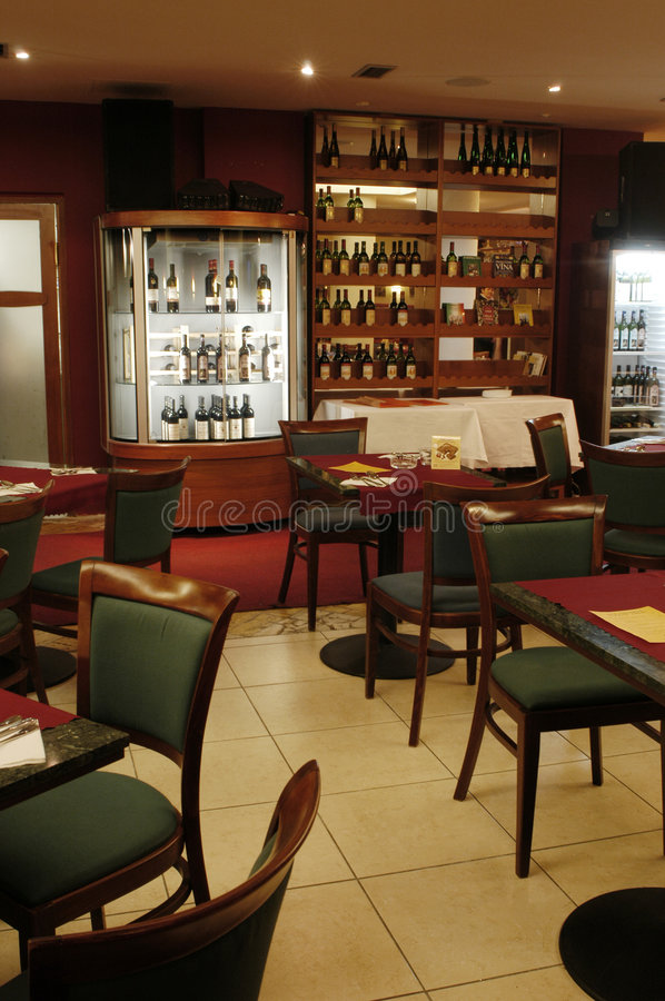 Download Restaurant interior stock image. Image of drink, high - 1927289