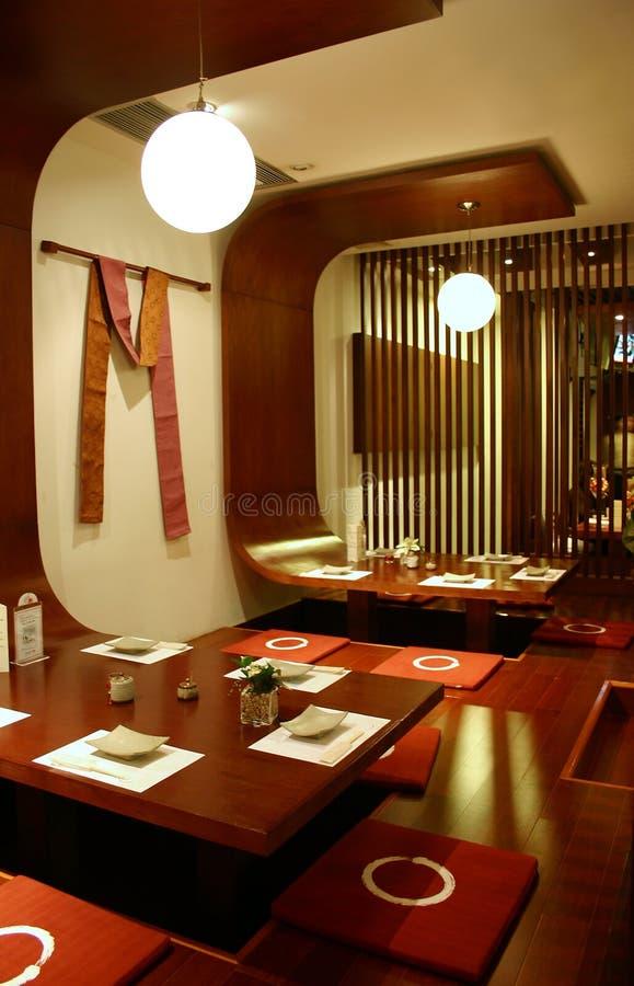 Free Restaurant Interior Royalty Free Stock Photo - 411155