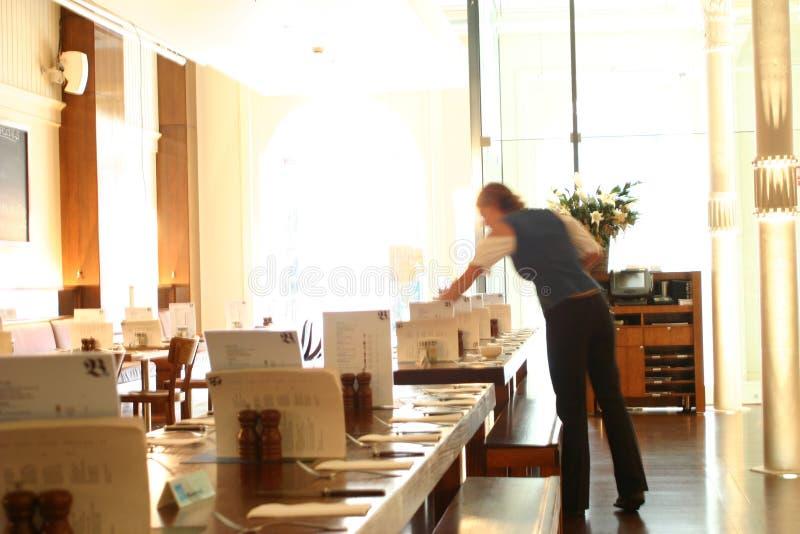 Restaurant Interior royalty free stock photo