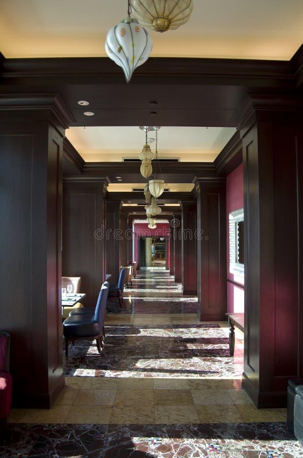 Restaurant interiors stock images