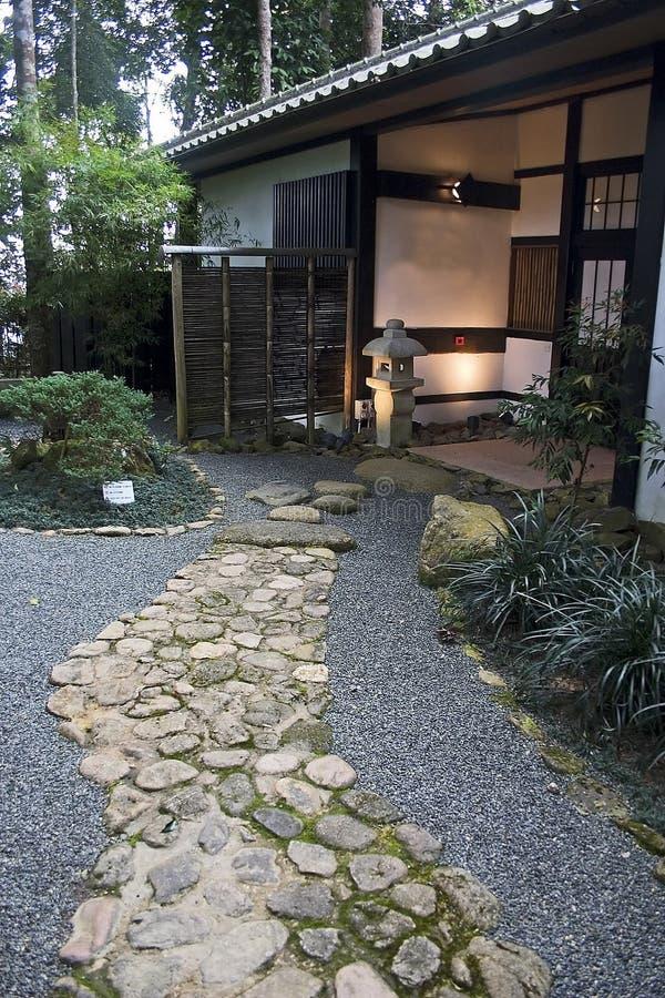 Restaurant japonais images stock