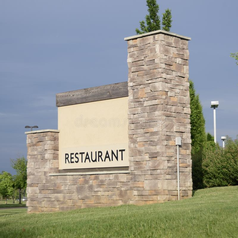 Restaurant and Kitchen royalty free stock photography