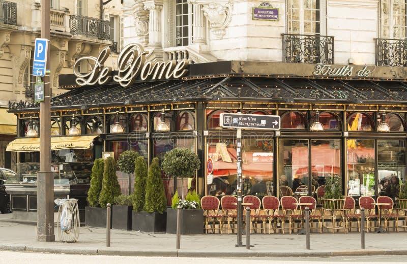 Cafe De Paris Restaurant Paris