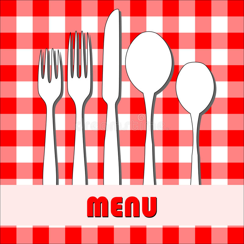 Download Restaurant menu stock vector. Illustration of cutlery - 15934791