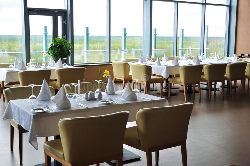 Download Restaurant setting stock photo. Image of still, seating - 24215920