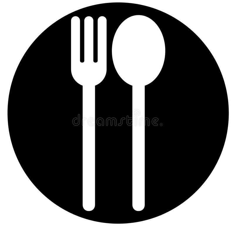 Download Restaurant Sign stock vector. Image of illustration, clipart - 7547877