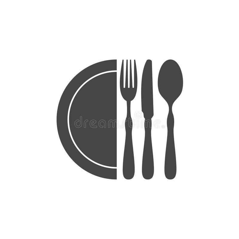 Restaurant Sign icon vector illustration