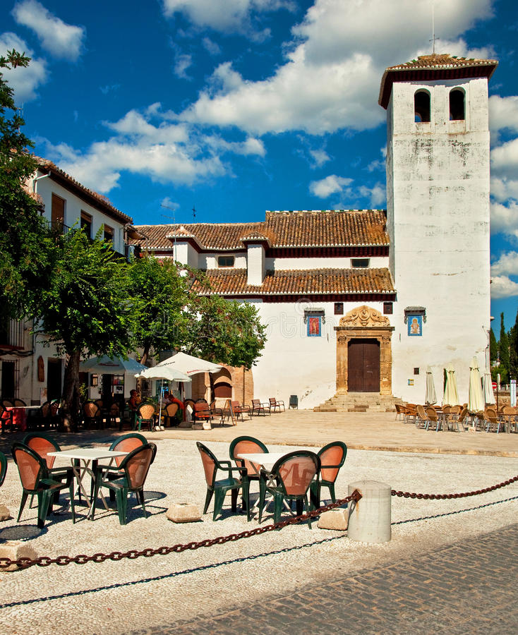 Download Restaurant In Spain Editorial Stock Photo - Image: 23493388