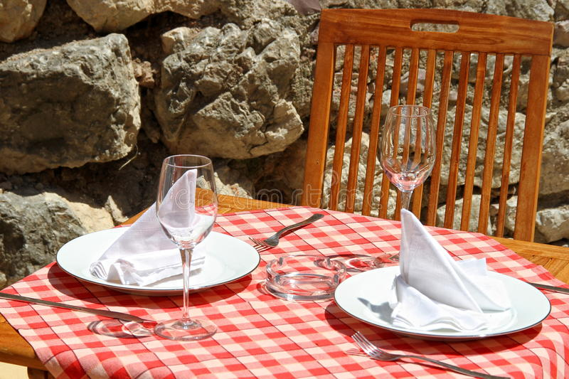 Download Restaurant table detail stock photo. Image of dinner - 36052144