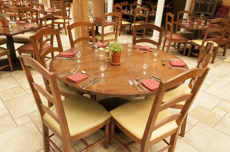 Download Restaurant Table Stock Photo - Image: 39996111