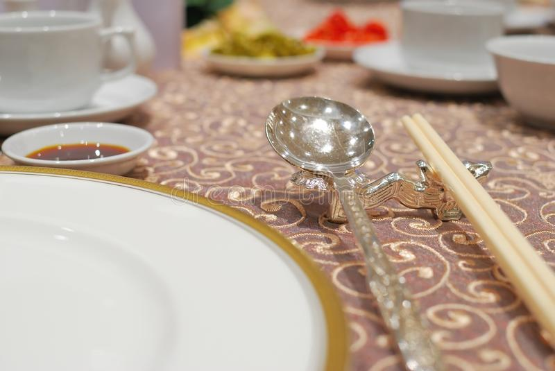 Download Restaurant Table Layout Stock Image - Image: 11901331