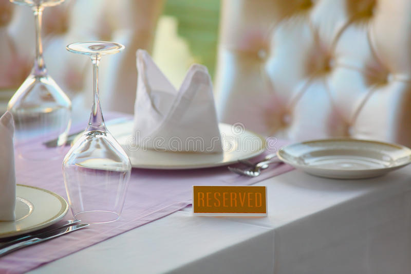 Download Restaurant table stock photo. Image of meal, class, fork - 39802046
