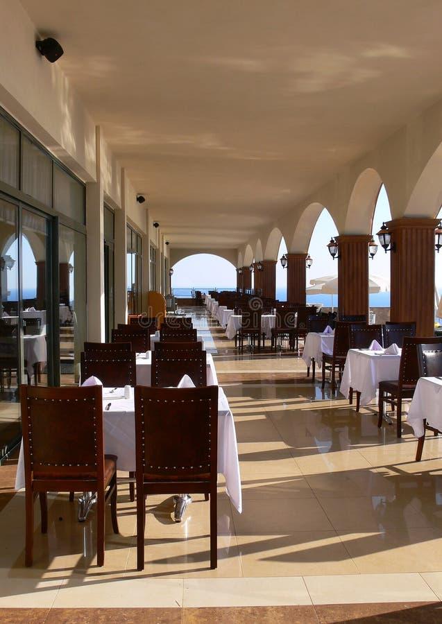 Download Restaurant in Utopia World stock photo. Image of designer - 3430054