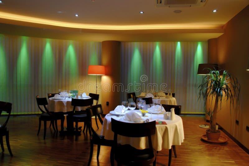 Restaurante 20 de Caffe imagens de stock royalty free
