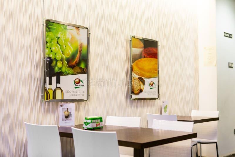 Restaurante foto de stock royalty free