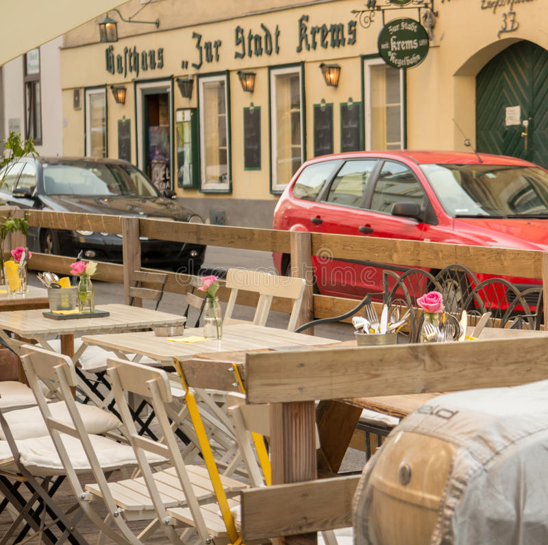 Restaurante exterior fotos de stock royalty free