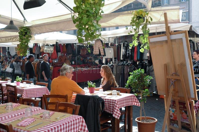 Restaurante italiano fotos de stock royalty free