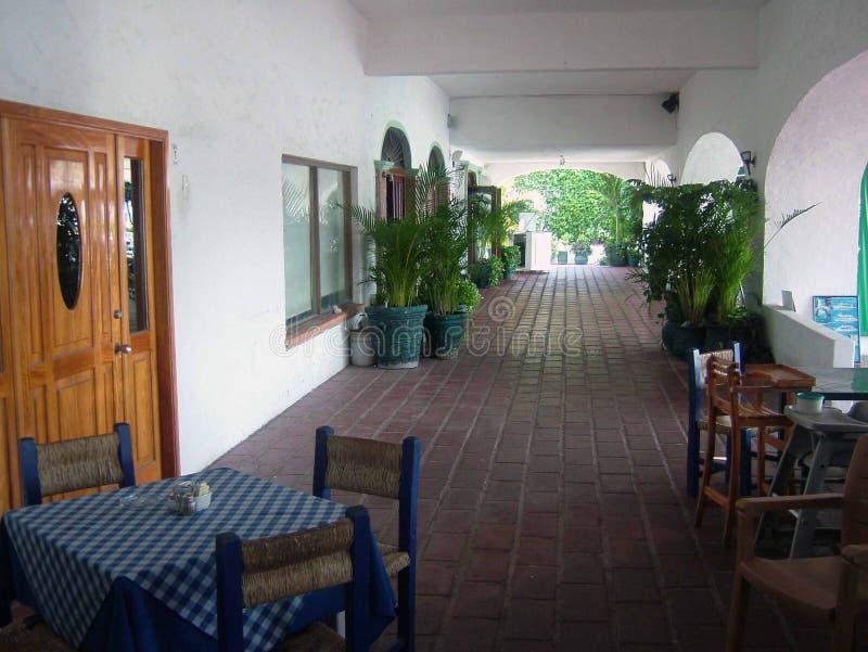 Restaurante mexicano fotos de stock