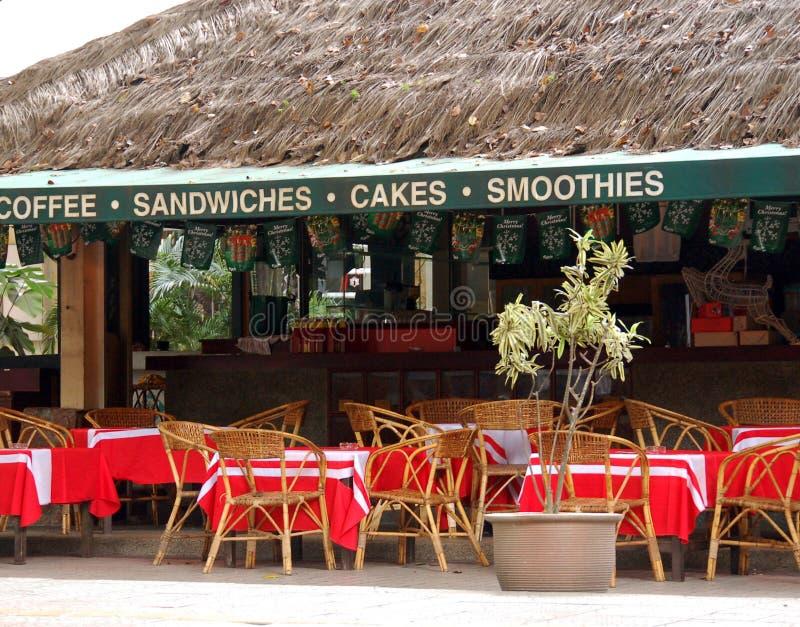 Restaurantes foto de stock royalty free