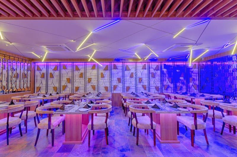Restaurantthema stockbilder