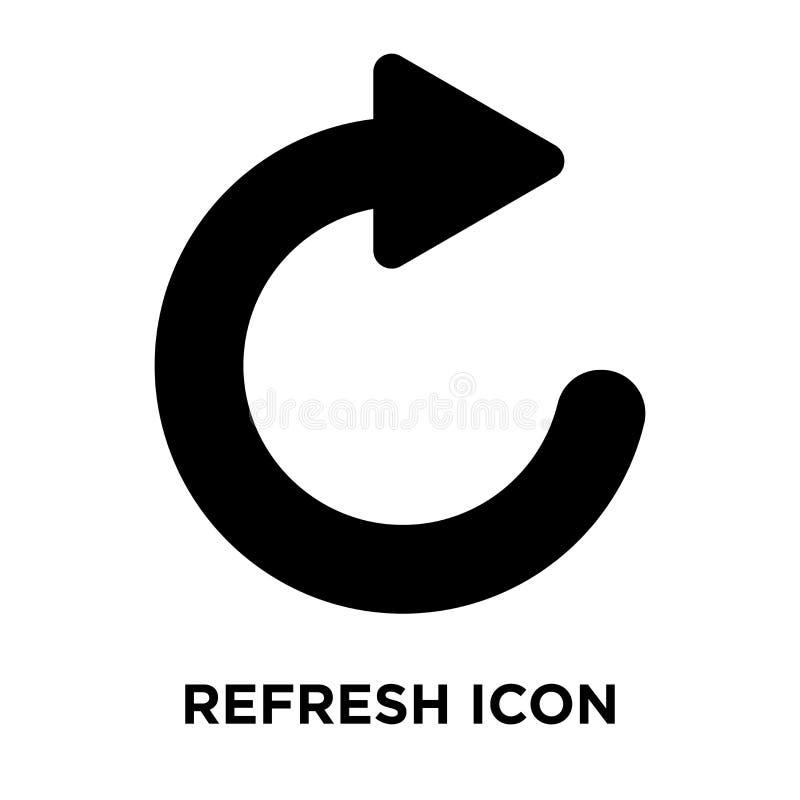 Restaure el vector del icono aislado en el fondo blanco, concepto o del logotipo libre illustration