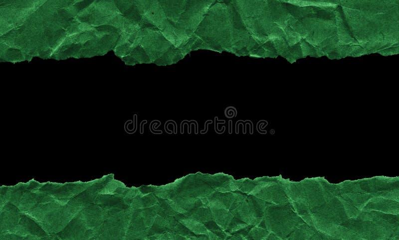 Rester av m?rkt - dokument med olika f?rslag p? en vit bakgrund Isolerat p? vit Klar ram f?r designen, mall arkivfoto