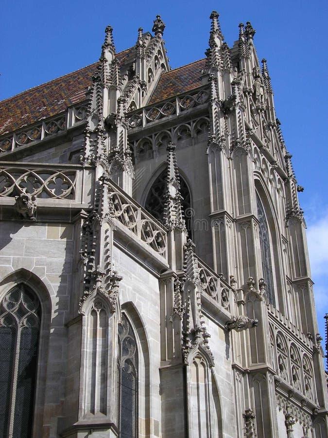 Restes de Gothics photo stock