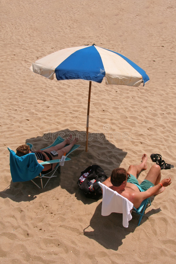 Download Resting at the Beach stock image. Image of relax, coast - 1412451