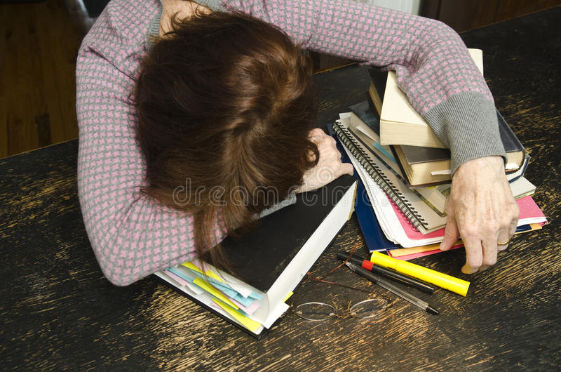 Download Resting reseacher_2 stock image. Image of person, college - 19900595
