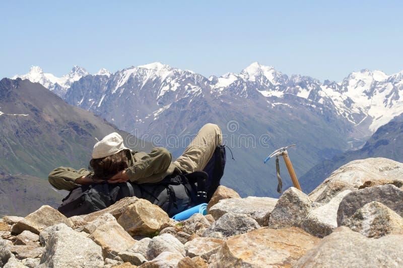 Download Resto immagine stock. Immagine di climber, viaggio, inseguimento - 3145333