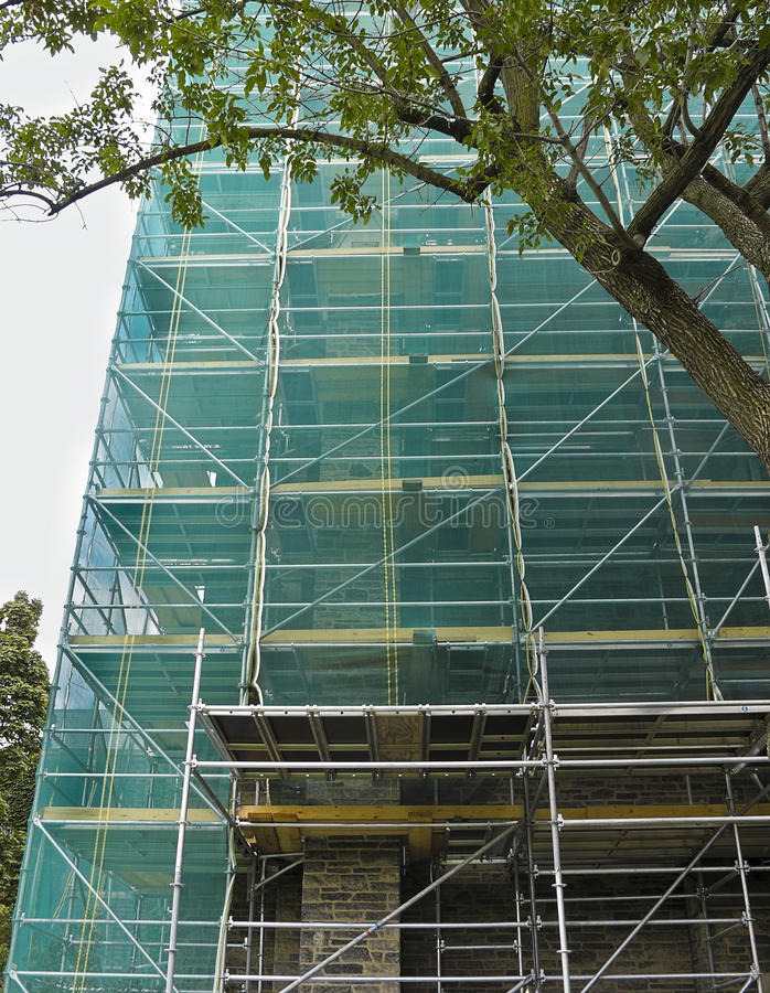Download Restoration Of Historic Building Stock Image - Image: 15778617