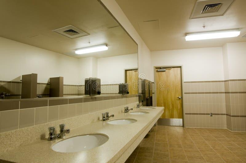 Restroom stockfotografie