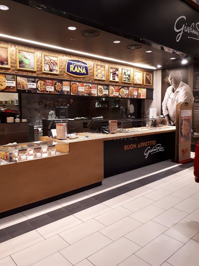 Resturant obrazy royalty free