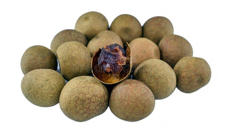Results Dried longan stock photo