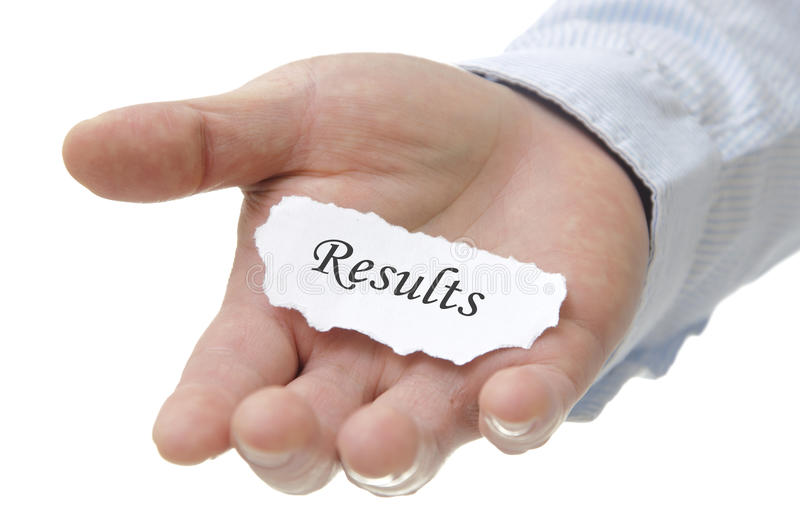 Download Results - Note Series stock photo. Image of success, message - 24659478