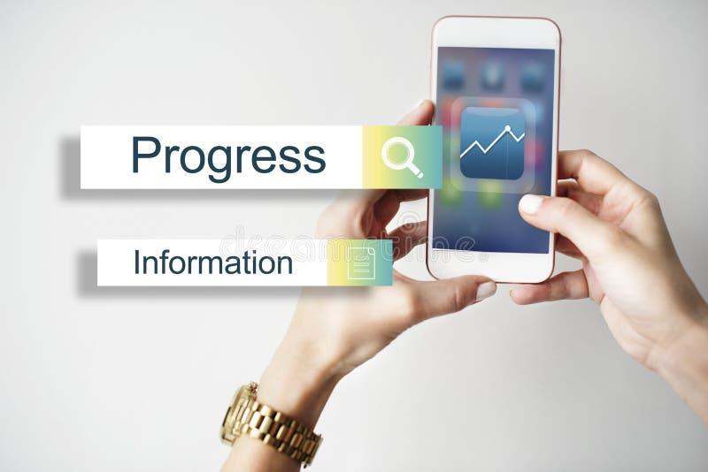 Results Statistics Report Target Concept. Results Statistics Report Target Goals royalty free stock images
