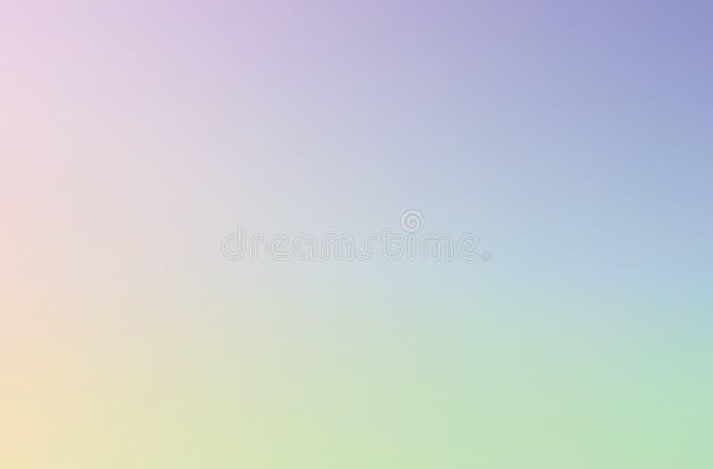 Resuma el fondo borroso de la malla de la pendiente en colores brillantes del arco iris Plantilla lisa colorida de la bandera fotos de archivo libres de regalías