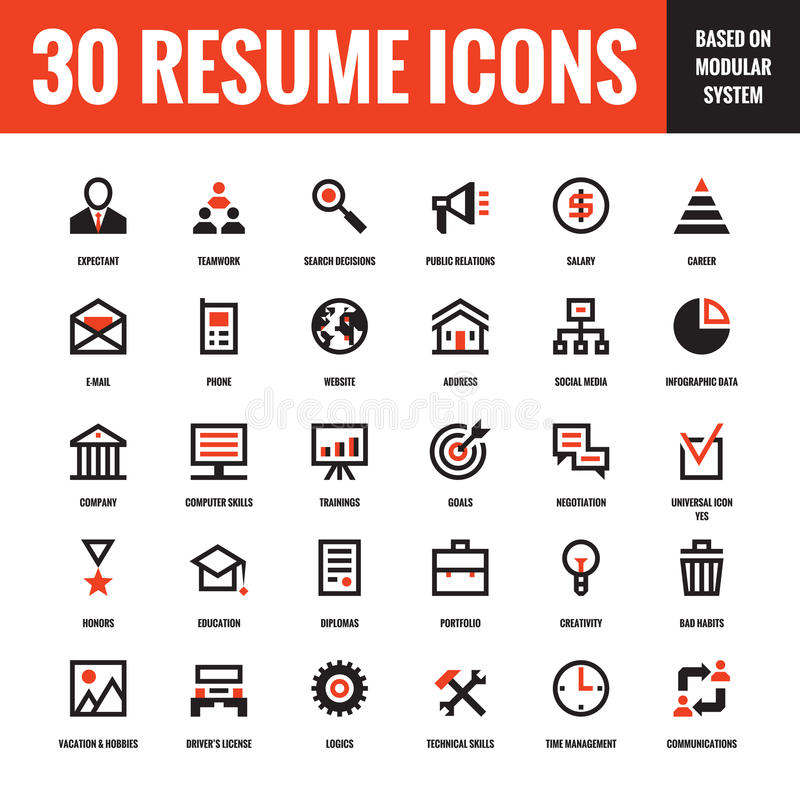 Resume icons free download etamemibawa resume icons free download yelopaper Gallery