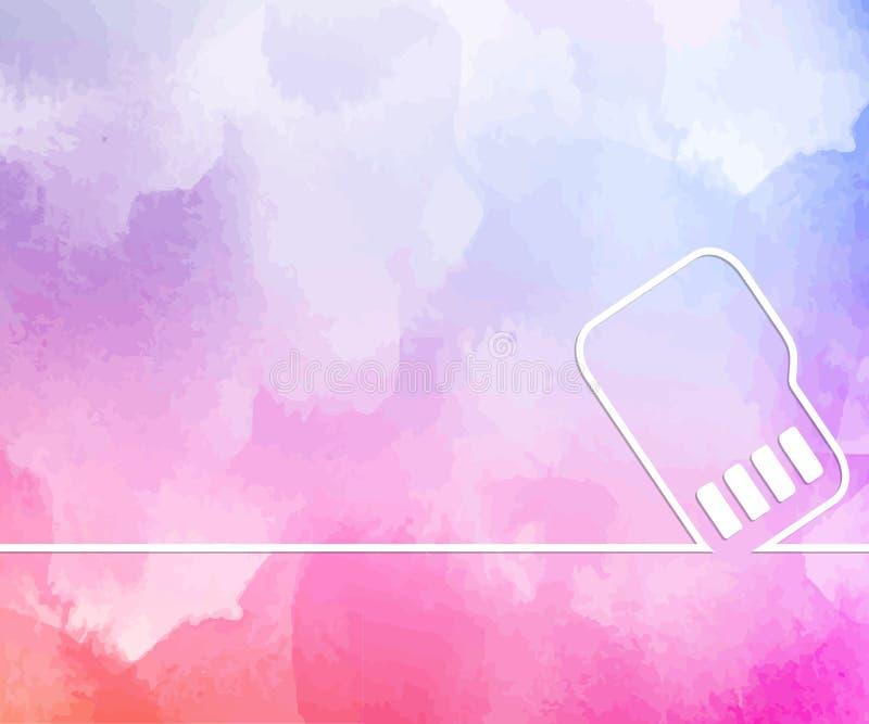 Resumen del fondo de dibujo de línea de concepto creativo para web, aplicación móvil, diseño de plantillas de ilustración, infogr libre illustration