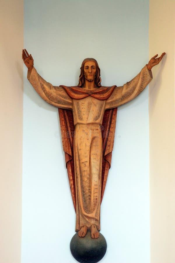 Resurrección de Cristo imagen de archivo libre de regalías