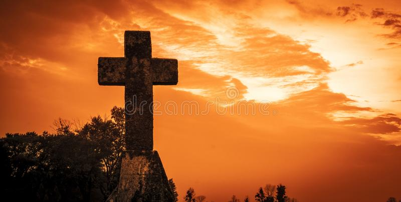 resurrection fotografie stock libere da diritti
