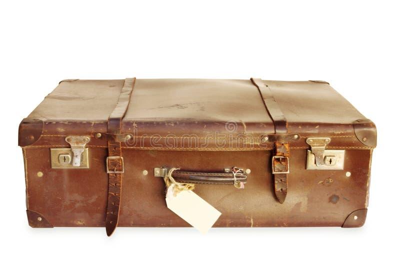 resväskatappning royaltyfri fotografi